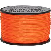 Elite Parachute Cords 1145 75mm x 300 Feet Orange Coloured Neon Nano Cord