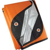 Ultimate Survival 02422 Survival Blanket Orange 2.0 with 3-Ply Layer Construction