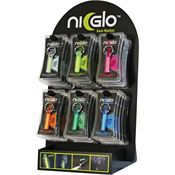 Ni-Glo 91520 POS Display Case Free with 144 pcs of Any Ni-Glo Products