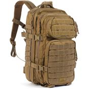Red Rock Outdoor Gear 80126COY Red Rock Outdoor Gear Assault Pack Coyote with Reinforced Carry Handle