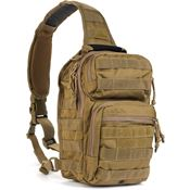 Red Rock Outdoor Gear 80129COY Rover Sling Pack Coyote with PVC Lined Construction