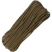 Marbles 1168H Military Spec Paracord Coyote with 550 Paracord Construction
