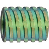 WE A02A Bead Green with Titanium Construction