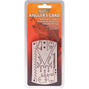 Marbles 421 Fishing Card Tool with Stainless Construction