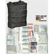 Miscellaneous 4381 4381 First Aid Kit MOLLE Pouch with Black nylon MOLLE compatible belt sheath
