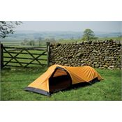 Snugpak 96001 Journey Solo Tent Ripstop Polyester with PU Coating - Sunburst Orange