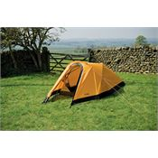 Snugpak 96002 Journey Duo Tent Ripstop Polyester with PU Coating - Sunburst Orange