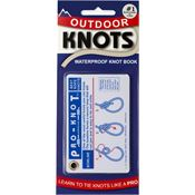 Pro-Knot O101 Outdoor Knot Waterproof Plastic Cards