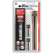Maglite 53596 Mini Maglite LED 2AA Copper