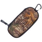 Chums 54253 The Vault Accessory Case Realtree Camo with Interior Mesh Pocket