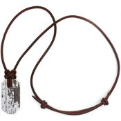 Wazoo Survival Gear 003 Viking Whetstone Pendant with Sliding