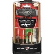 Real Avid GBPROAR15 Gun Boss Pro AR15 Cleaning with Multi-function Handle Rotates