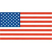 Flags 6878 USA Flag with Polyester Construction