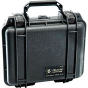 Pelican Products PL-1200-000-110 Black Inserts Foam 1200 Protector Case
