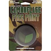 Camouflage Face Paint 2001 Tri Color Face Paint Kit