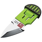 Al Mar K1001BKG Stinger Keyring Knife Green