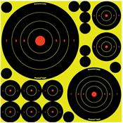 Birchwood Casey 34018 Shoot-NC Variety Pack Targets