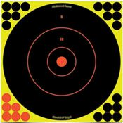 Birchwood Casey 34050 Shoot-NC 12in Bulls Eye Target