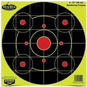 Birchwood Casey 35925 Dirty Bird Sight-In Target