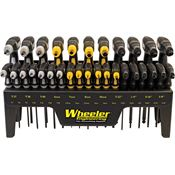 Wheeler 1081957 P-Handle Driver Set 30 Piece