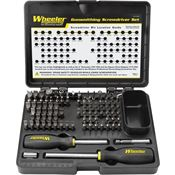 Wheeler 562194 Gunsmithing Screwdriver Set