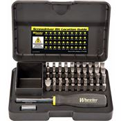 Wheeler 954621 Professional Gunsmithing Set